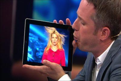iPad Zauberer