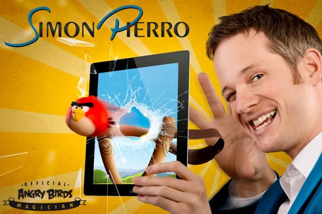 Simon Pierro – Angry Birds