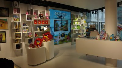 Angry Birds Shop