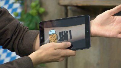 The Oktoberfest - iPad