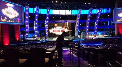 Penn & Teller: Fool Us set