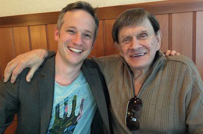 Simon Pierro and Johnny Thompson