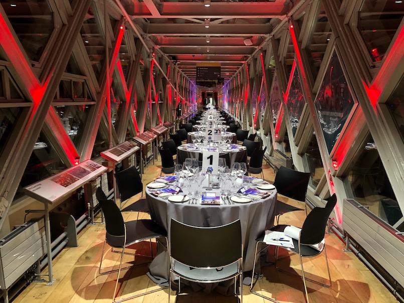 Tower Bridge Eventlocation for iPad Magician and Show Act Simon Pierro