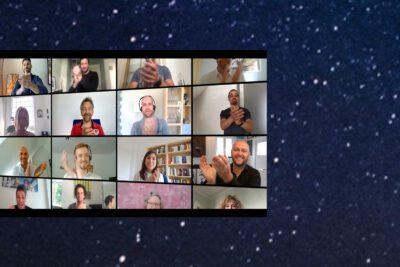 Background World Wide Wonders - virtuelle Show mit Simon Pierro